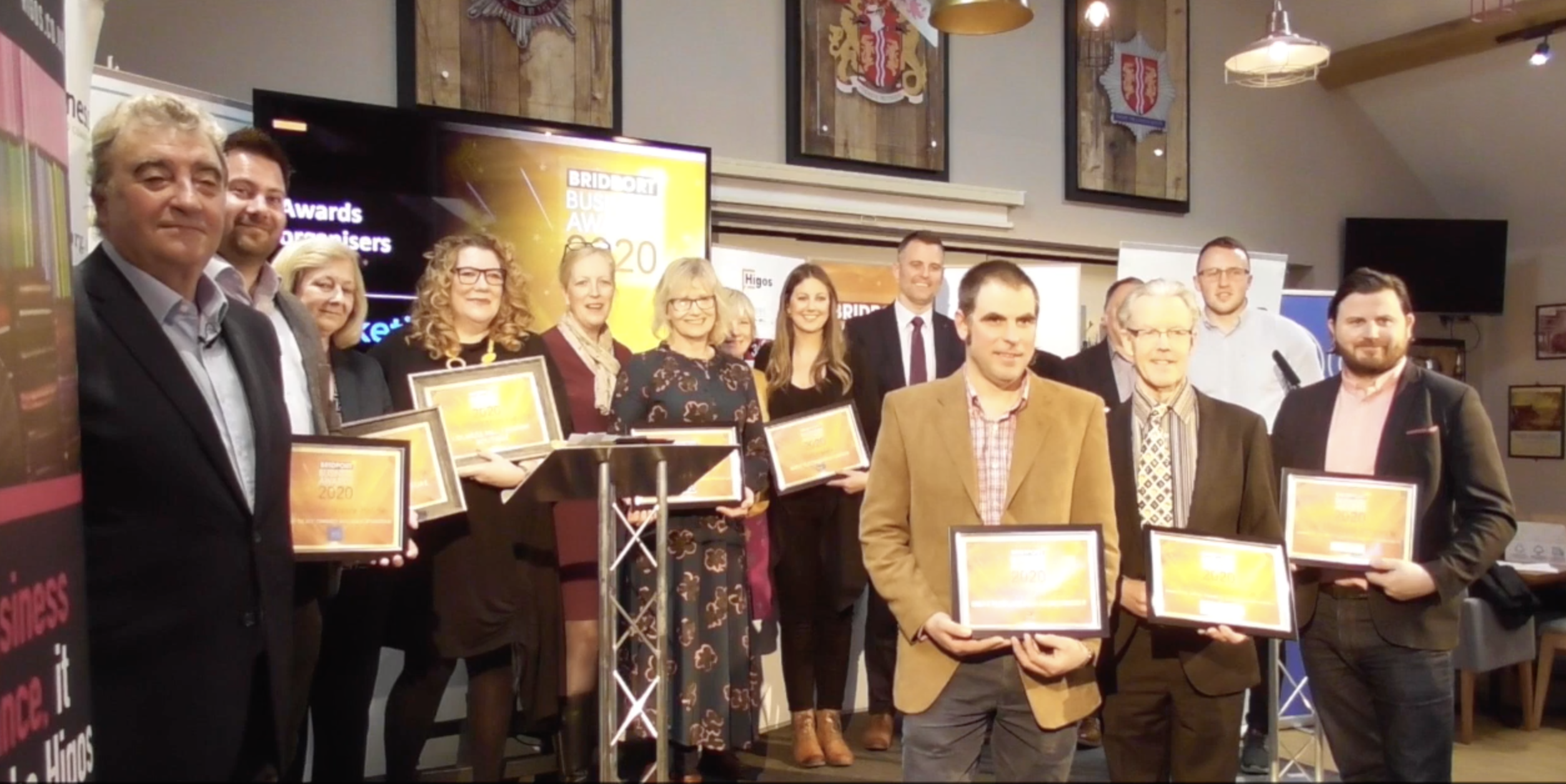 Bridport Business Awards – A Huge Success!