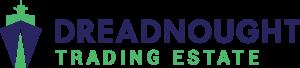 Dreadnought Trading Estate Logo Concept 300×68