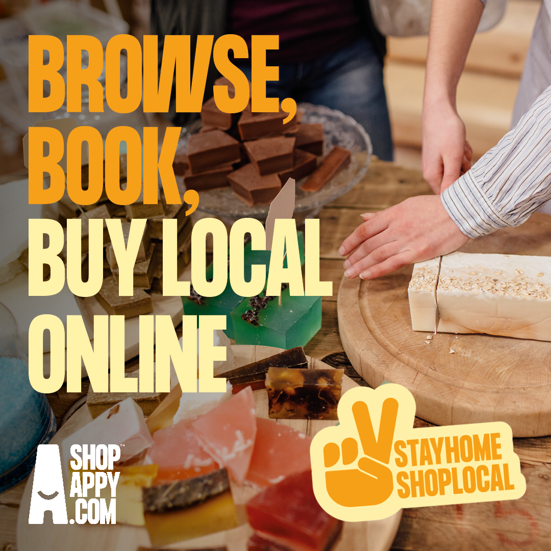 ShopAppy Comes To Bridport!