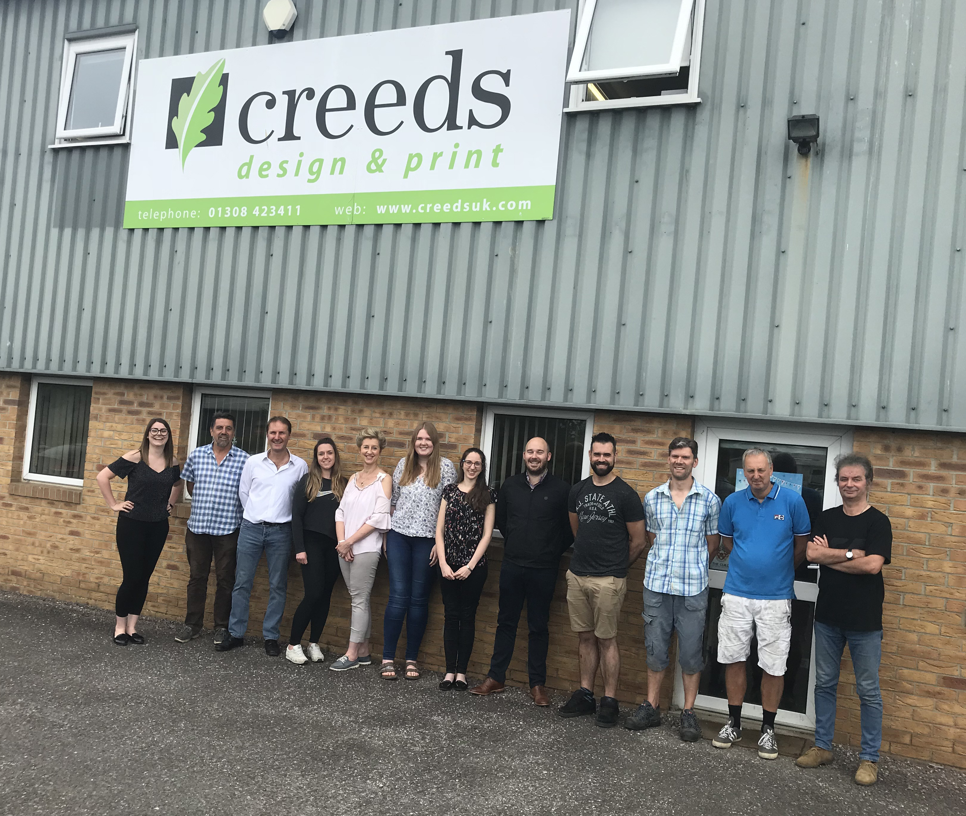 Creeds' New Owner Promises To Maintain And Build On Its Winning Formula