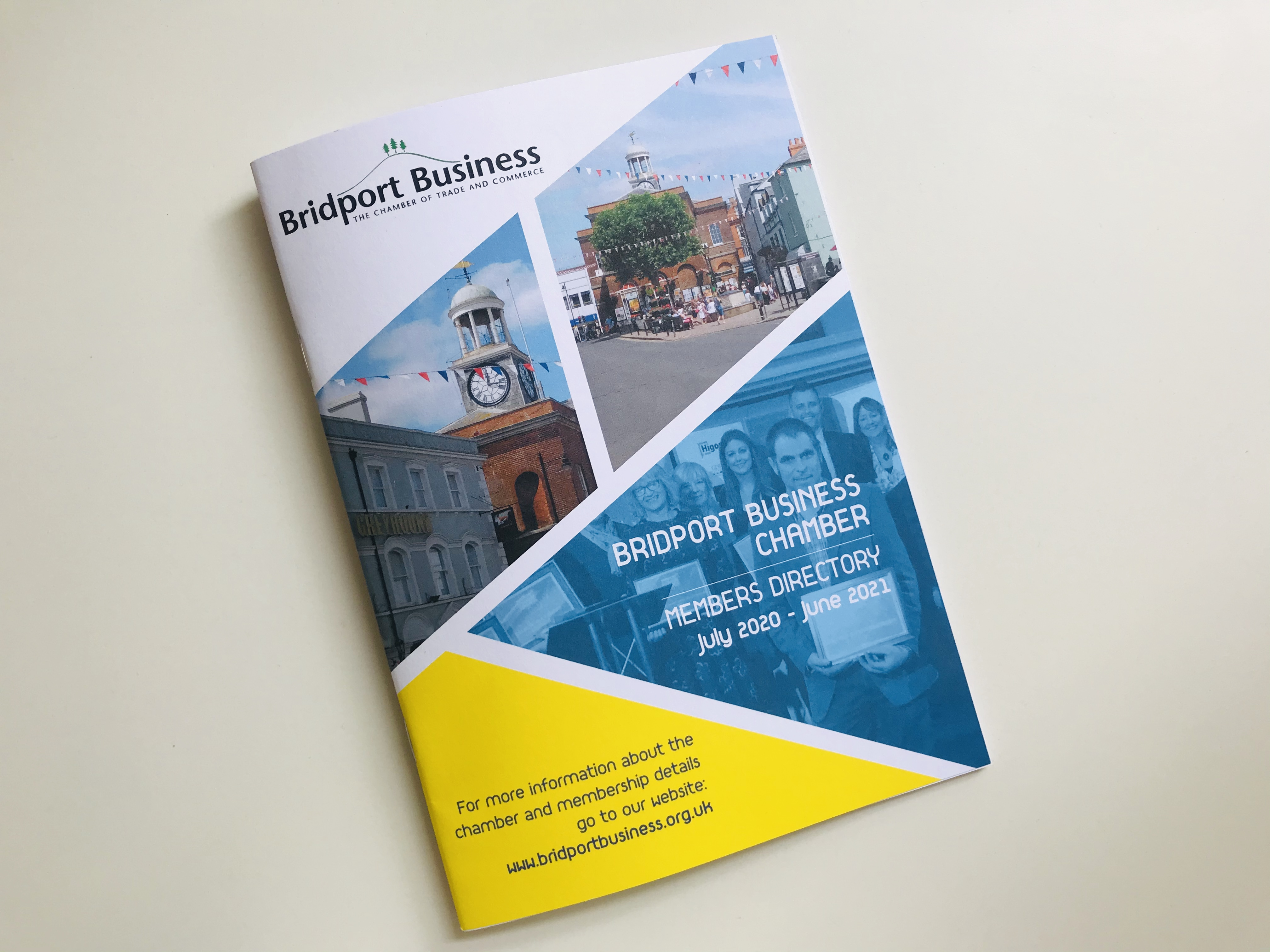 Bridport Business Chamber Directory – Available Now!